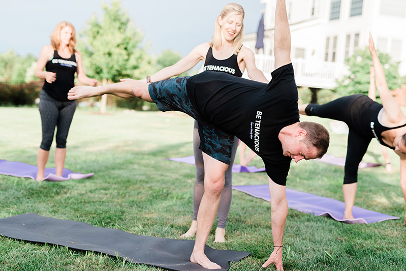 Private Yoga in Maryland